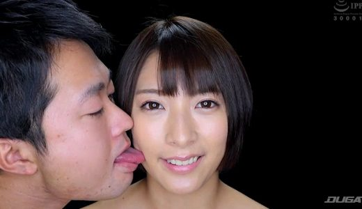 【唾液フェチ】女顔舐め【鼻舐め】