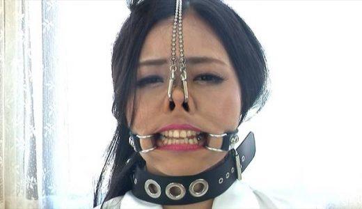 【カバカバ男】鼻フックレストランの店員を鼻ズボ&豚鼻&鼻クンニ!