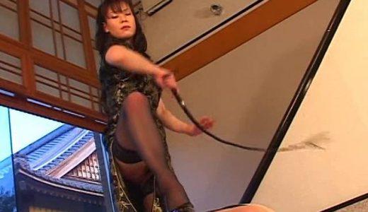 【ジーナ女王様】一本鞭狂奏 奴隷へのREQUIEM