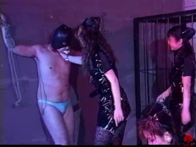 黒衣の天使 戦慄のマゾ調教 続・マゾ改造病棟 002