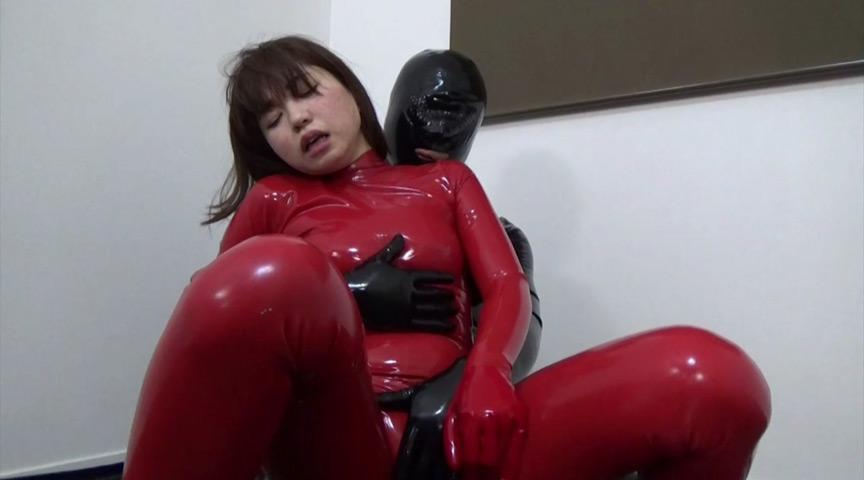 ラバーガスマスク彼女と呼吸制御SEX!!! 007