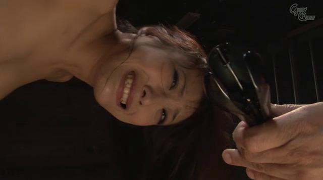 Anal Device BondageVII 鉄拘束アナル拷問 神納花-004