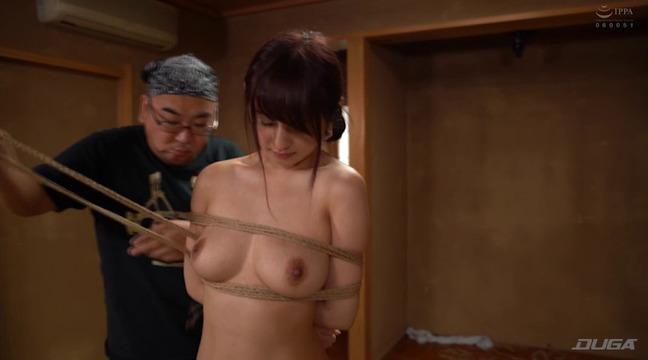 HOW TO KINBAKU~乳房十文字縛り~ 星空もあ-002