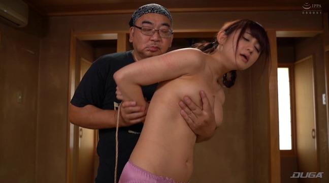 HOW TO KINBAKU~乳房十文字縛り~ 星空もあ-008