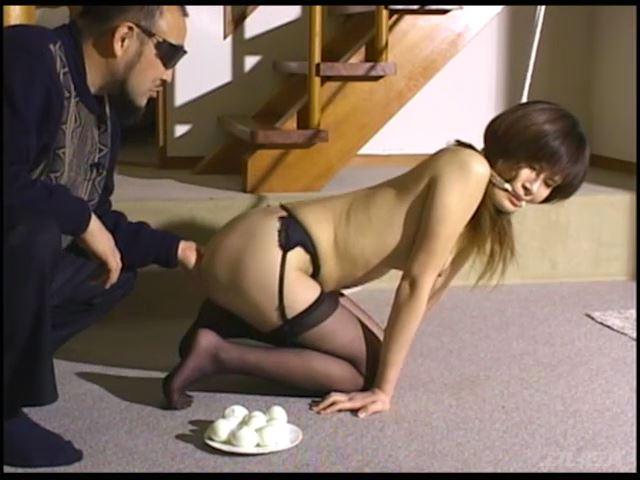 人妻誘拐飼育 M奴隷調教-002