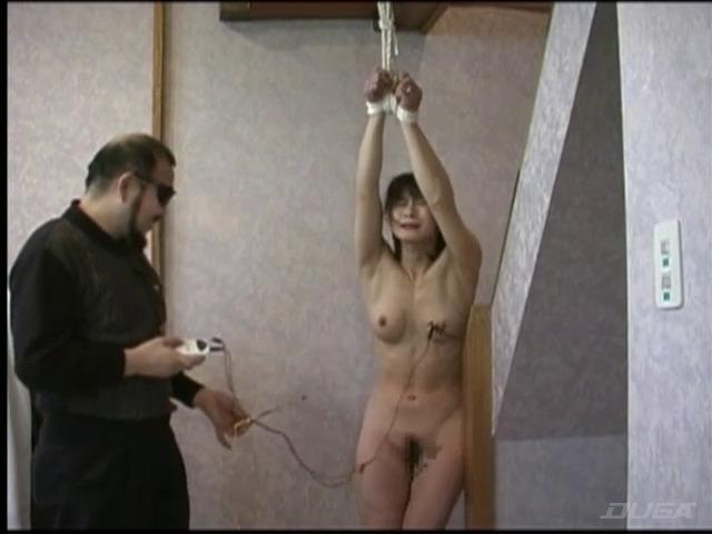 刺青奴隷妻 女体蝋染め鞭打ち針貫通-011